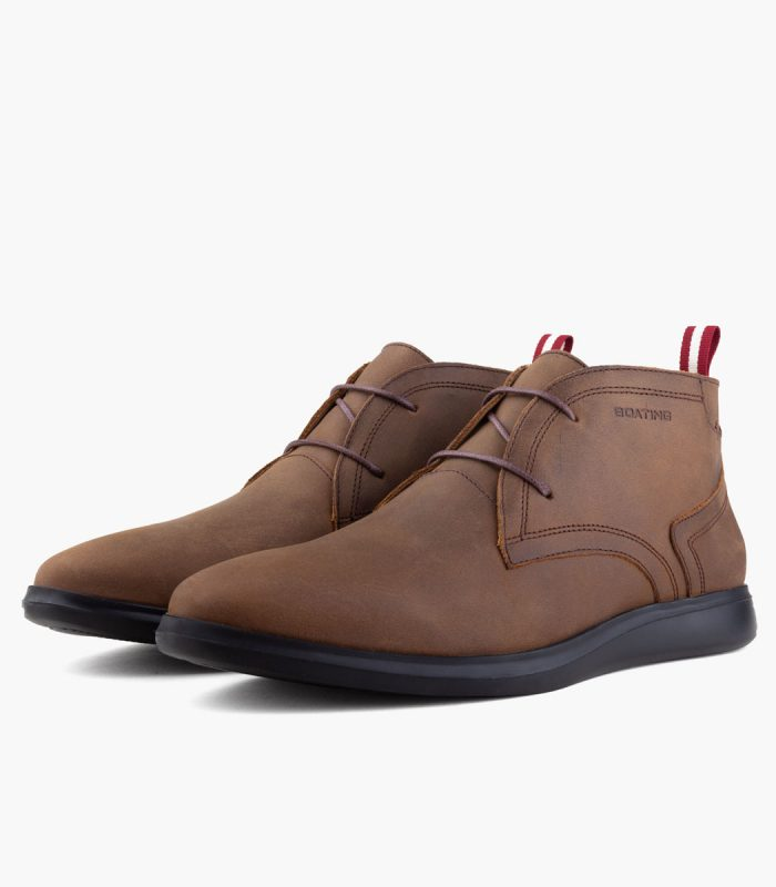 Bota de Hombre BOATING Breeze Marrón