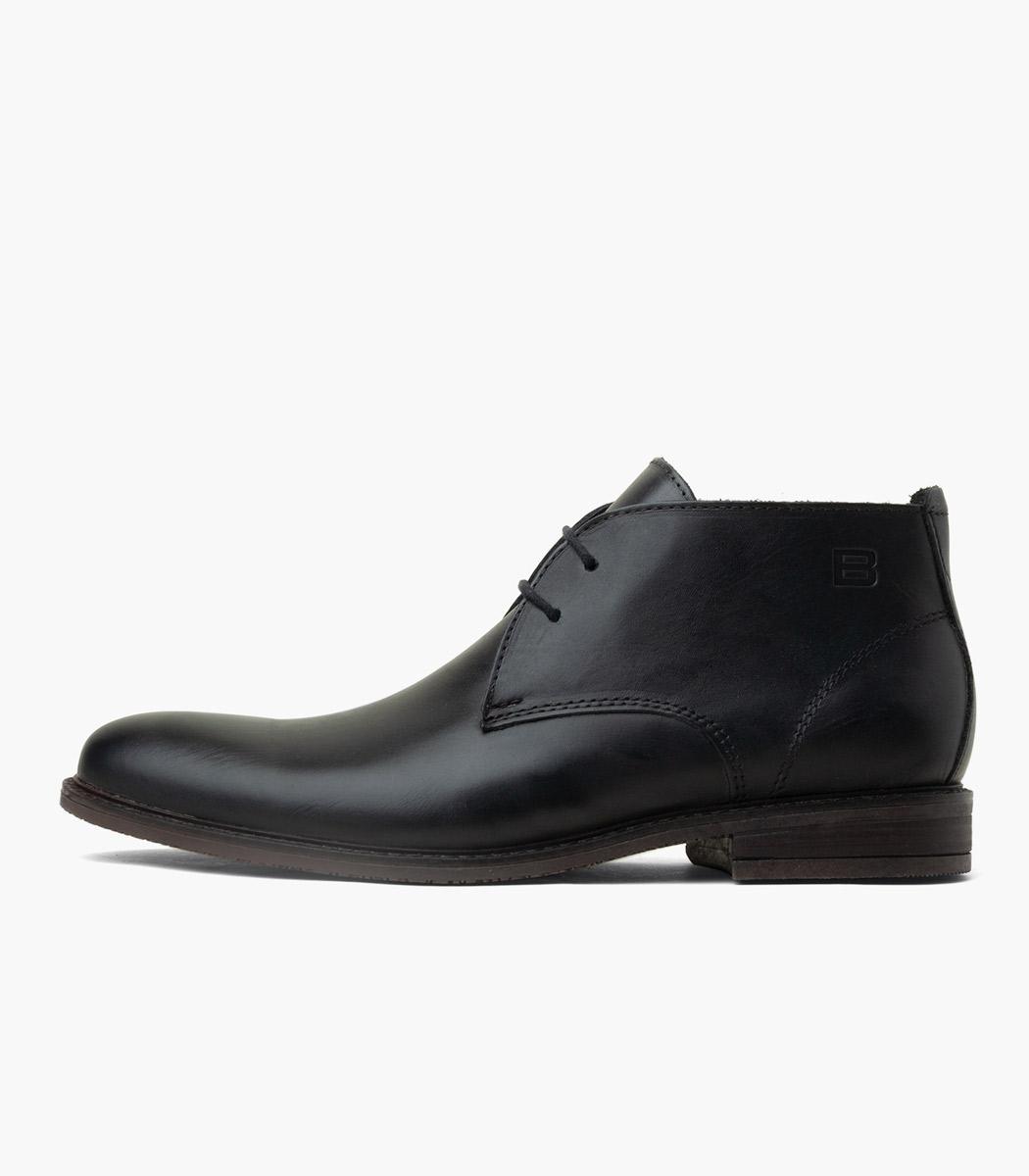 Bota de cuero para hombre BOATING Urban boots