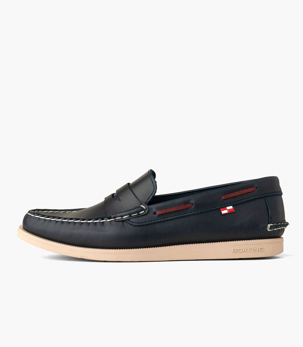 Zapato Náutico mocasín vincha Hombre Boating New Harbour